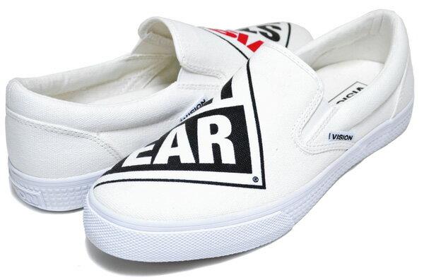 メンズ靴, スニーカー !! !! VISION AVILA WHITE vsw-6154-000