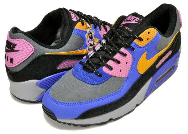 メンズ靴, スニーカー !! !! 90 QSNIKE AIR MAX 90 QS persian violetpollen rise cn1080-500 AM90 acg