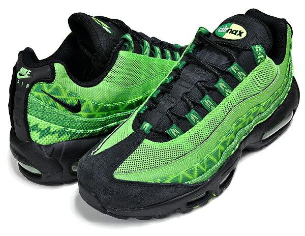 メンズ靴, スニーカー !! !! 95 NIKE AIR MAX 95 CTRY NAIJA pine greenblack-sub lime cw2360-300 AM95 SUPER EAGLES