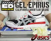 "ASICS×ExtraButterGEL-EPIRUS""CaliforniaMountainSnake""FIRSTAID/BLACK"