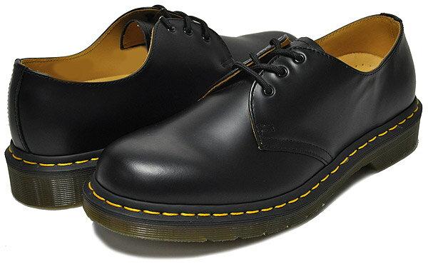 ブーツ, その他  3 11838002 Dr.Martens 1461 3EYE GIBSON BLACK !!
