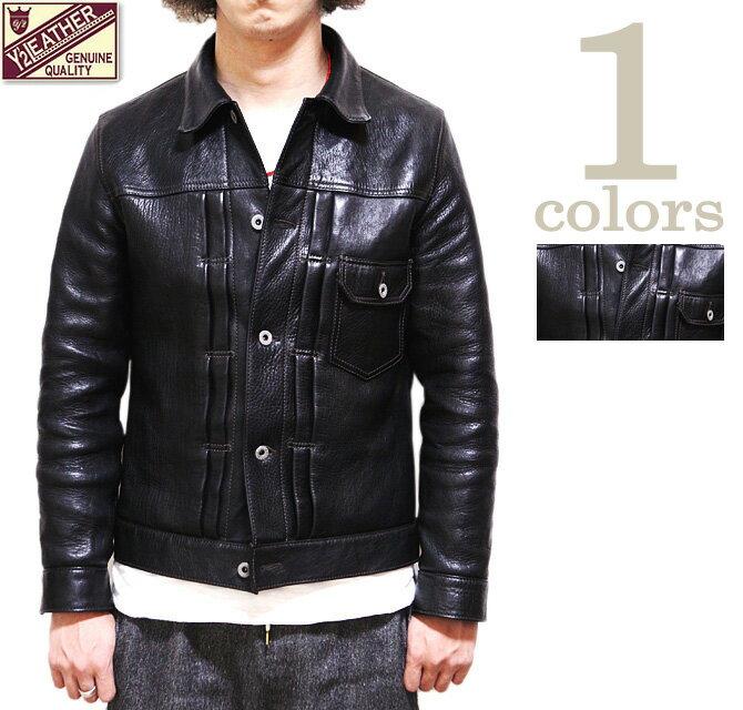 メンズファッション, コート・ジャケット  Y2 LEATHER EB-140 G 1st G
