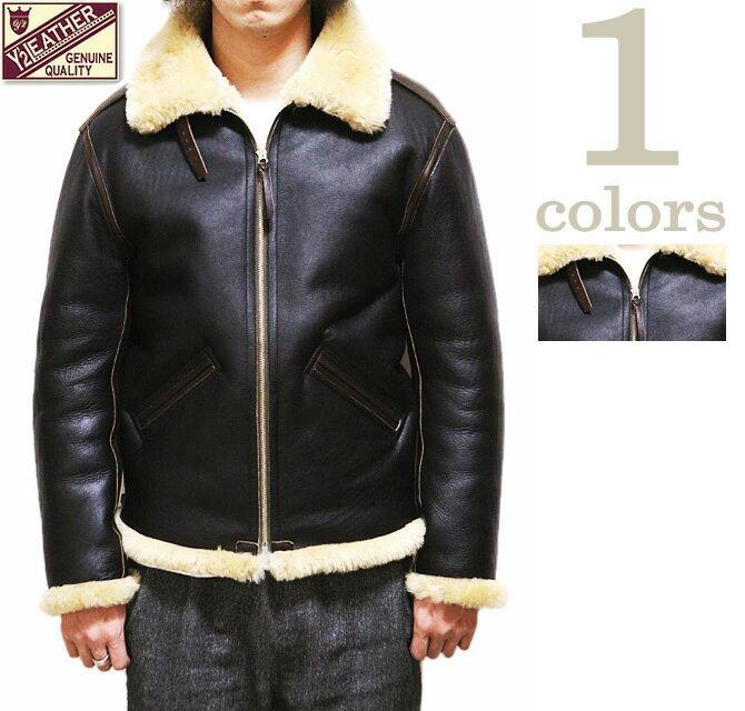 メンズファッション, コート・ジャケット  Y2 LEATHER B-6 Colomer Mouton Type B-6