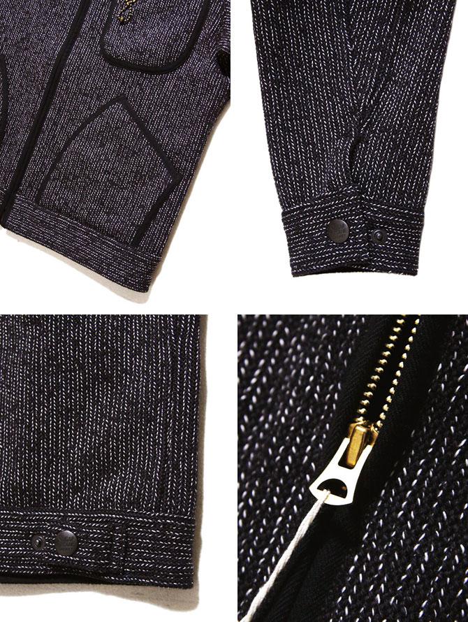 【 SUGAR CANE(シュガーケン) 】 SC14286 ビーチクロスジップジャケット [ BEACH CLOTH ZIP JACKET ] [ ウールジャケット ] [ アメカジ ] [ メンズ ] [ 送料・代引き手数料無料 ]