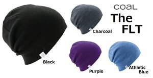 【 COAL コール 】 《レターパックライト指定で全国一律送料360円》 15-16 The FLT ニット帽 ビーニー 帽子 HEADWEAR ヘッドウェア ニットキャップ スノーボード アウトドア CPI