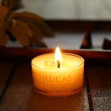 LUCAS ルカス ホワイトセージ 浄化 瞑想 オーガニック ソイキャンドル 【5種類の香り】