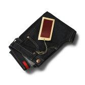 【国内正規品】【WOMEN】【SALE30】F/W 新作 RED CARD ( レッド カード ) / Sideway / super skinny / コットン ストレッチ デニム パンツ【インディゴ】【送料無料】