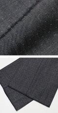 【国内正規品】S/S新作INCOTEX(インコテックス)/30型/SLIMFIT/ICEWOOL/ウールリネンドビー織り柄パンツ【1AT030】【805.ブルーグレー】【送料無料】