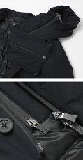 【国内正規品】F/W新作HERNO(ヘルノ)/GORE-TEX/ダウンジャケット【9290.ネイビー】【送料無料】