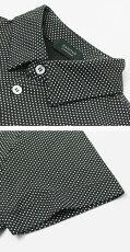 【国内正規品】S/S新作ZANONE(ザノーネ)/アイスコットンドット柄ポロシャツ【4646.カーキ】【送料無料】