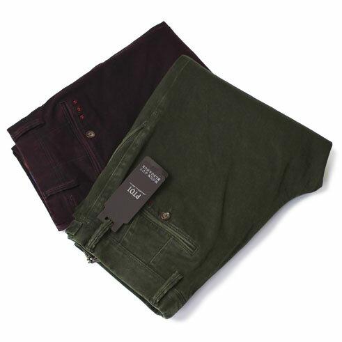 メンズファッション, ズボン・パンツ PT01 SHARP FIT WORN OUTCOTLW20680.0450.SALE