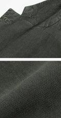 【国内正規品】S/S新作L.B.M.1911(エルビーエム1911)/JACKSLIM(ジャックスリム)/リネン100%製品洗い2B2パッチジャケット【オリーブグレー】【送料無料】