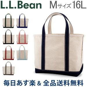 [全品送料無料] エルエルビーン L.L.Bean トートバッグ Mサイズ 16L ボートアンドトート 112636 バッグ レギュラーハンドル メンズ レディース 鞄 おしゃれ あす楽
