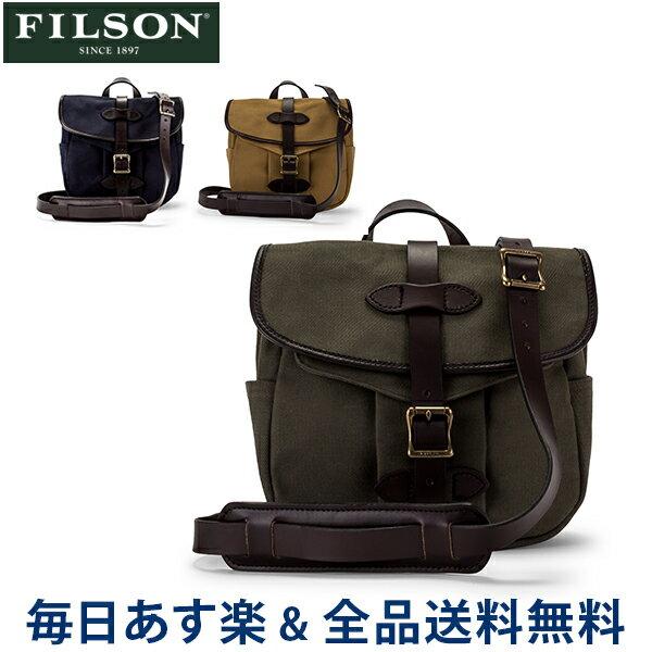 メンズバッグ, ショルダーバッグ・メッセンジャーバッグ  Filson Field Bag - Small S 70230