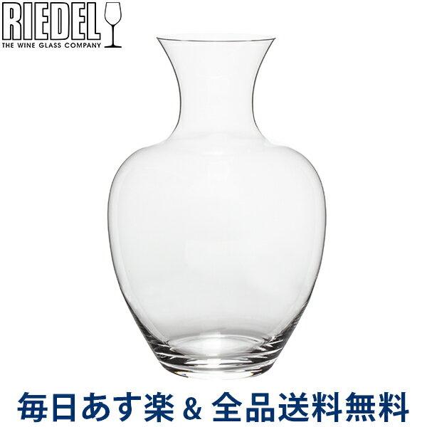 グラス・タンブラー, ワイングラス  Riedel 146014 DECANTER RIEDEL BIG APPLE