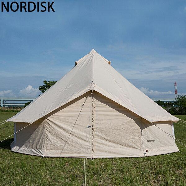 テント・タープ, テント  NORDISK Legacy Tents Basic Asgard 12.6 142023 Basic 2014