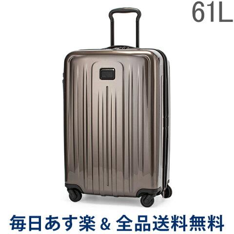 [全品送料無料] トゥミ TUMI スーツケース 61L 4輪 拡張 ショートトリップエクスパンダブル4ウィールパッキングケース 022804064MNK4 / 124859-T315 ミンク あす楽