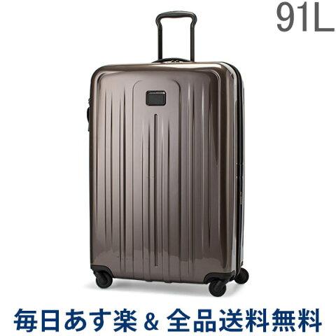 [全品送料無料] トゥミ TUMI スーツケース 91L 4輪 拡張機能 エクステンデッド トリップ エクスパンダブル 4ウィール パッキングケース 124860-T315 ミンク あす楽
