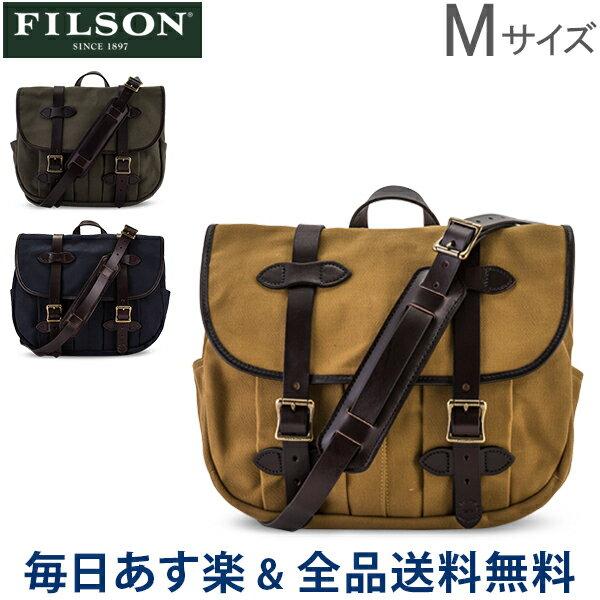 メンズバッグ, ショルダーバッグ・メッセンジャーバッグ  Filson Medium Field Bag M 70232
