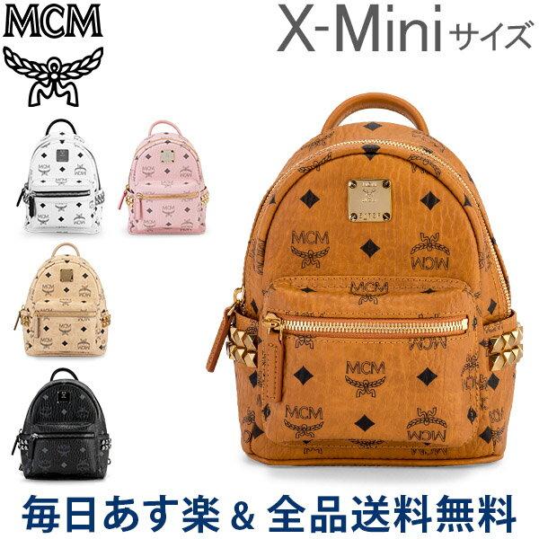 レディースバッグ, バックパック・リュック  MCM X-Mini STARK