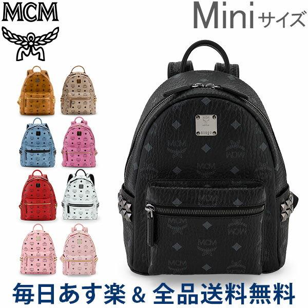 メンズバッグ, バックパック・リュック  MCM Mini Stark BACKPACK MINI