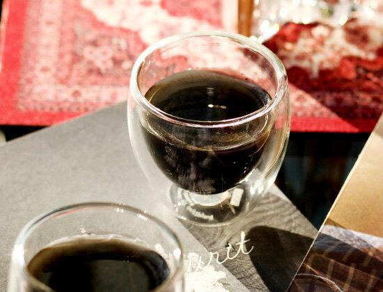 BODUM(ボダム)『PAVINAダブルウォールグラス2個セット』