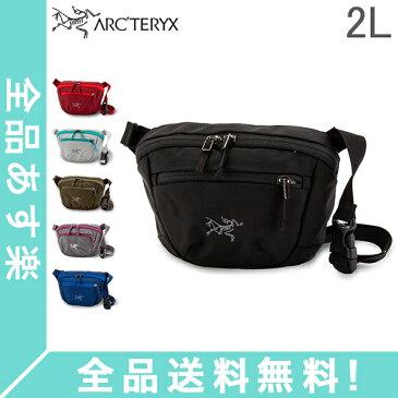 [全品送料無料] アークテリクス Arc'teryx ショルダーバッグ ボディバッグ マカ 1 ウエストパック 2L 17171 Maka 1 Waistpack ウエストバッグ