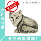 [全品送料無料] 【赤字売切り価格】 リサ・ラーソン Lisa Larson 置物 キツネ ミニ ズー 動物 オブジェ 陶器 北欧 インテリア 1320202 Mini Zoo アンティーク 装飾 アウトレット