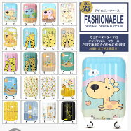 ファッショナブルデザインスーツケースNO.35