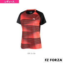 ゲームシャツ/レディース(302303)《フォーザ テニス・バドミントン ウェア(レディース)》