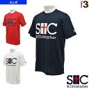 STC プラクティスTシャツ/メンズ(STC-AGM5051)《セントクリストファー テニス・バドミントン ウェア(メンズ/ユニ)》