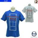 ZALAP/MC/MCH T-SHIRT/モンテカルロ Tシャツ/メンズ(37585)《セルジオタッキーニ テニス・バドミントン ウェア(メンズ/ユニ)》