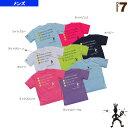 Tシャツ/Up or Down/アップオアダウン/メンズ(BM-JM1813)《バルデマッチ テニス・バドミントン ウェア(メンズ/ユニ)》