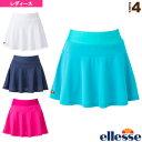 クールドットスカート/Cool Dot Skirt/レディース(EW29107)《エレッセ テニス・バドミントン ウェア(レディース)》