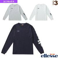 ロングスリーブロゴティー/Long Sleeve Logo Tee/ユニセックス(EH19100)《エレッセ ライフスタイル ウェア(メンズ/ユニ)》