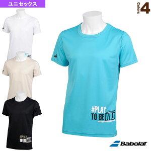 a70e91f327ab3 ショートスリーブシャツ/フラッグシップライン/ユニセックス(BTUNJA31)《バボラ テニス