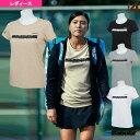 ショートスリーブシャツ/フラッグシップライン/レディース(BTWNJA30)《バボラ テニス・バドミントン ウェア(レディース)》