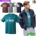 Tシャツ/ユニセックス(WU9031)《プリンス テニス・バドミントン ウェア(メンズ/ユニ)》