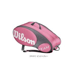 【期間限定!最大 5%OFF! クーポン大量発行】ウィルソン/WILSON TEAM JAPAN 9Pack/ラケット9...