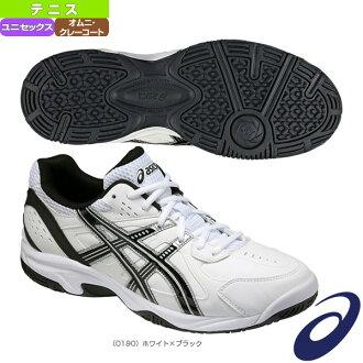 ASIC /ASICS 網球鞋子 Omni 粘土凝膠速度 2 OC / gelveloci 三通 2 業主立案法團 (TLL733)