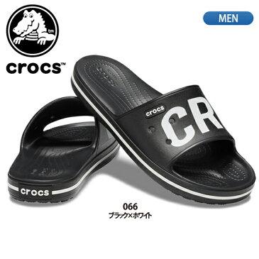 【あす楽対応】クロックス【crocs】クロックバンド 3.0 プリンテッド スライド メンズ 206003 国内正規品