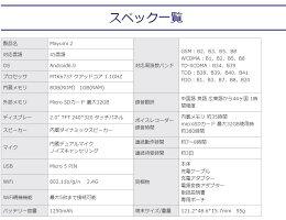 ラッキーレンタルショップのレンタル翻訳機MAYUMI2のスペック