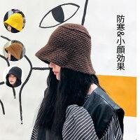 帽子レディースニット帽小顔効果大人シンプル無地折りたたみたためる帽子小顔効果おしゃれかわいいアウトドアつば広寒さ対策防寒暖かい外出旅行秋冬秋冬春フリーサイズプレゼント贈り物