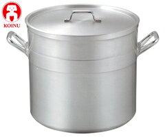 本間製作所/仔犬印アルミ製寸胴鍋36cm溶接止42036(両手鍋・業務用・厨房用品)