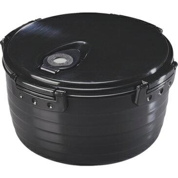カクセー/紀州備長炭入り レンジで一発ご飯炊き器 すいはんおひつ 3合炊き (電子レンジ用品)