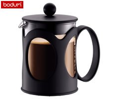 ボダム/bodum ケニア フレンチプレス コーヒーメーカー (4カップ用) 0.5リットル 10683-01 [n]