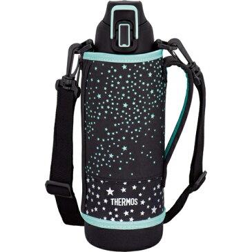 サーモス 真空断熱スポーツボトル FHT-1001F(BKST) ブラックスター (水筒・魔法瓶・保冷専用・1.0L・1L・THERMOS)
