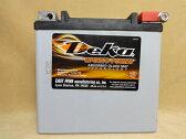 純正DEKAバッテリー ETX14 デカ ハーレー BMW
