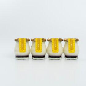 ギフトLucolletルコレ豆乳プリンチーズ4個入り、豆乳プリン、プリン