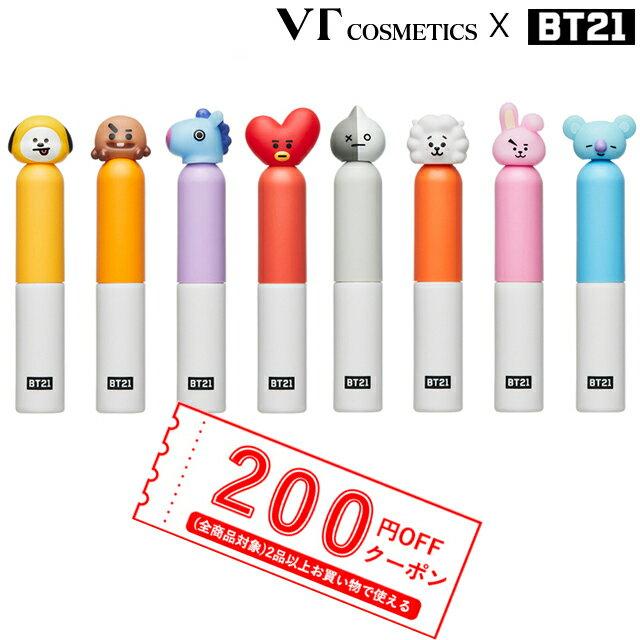 韓国コスメ, メイクアップ  VT X BTS BT21 BTS